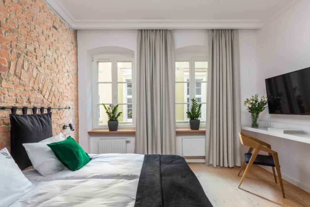 aparthotel industrial hotel elegant kamienica ekskluzywna